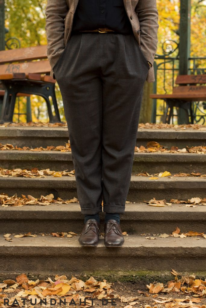 Review: Named Alexandria Peg Trousers