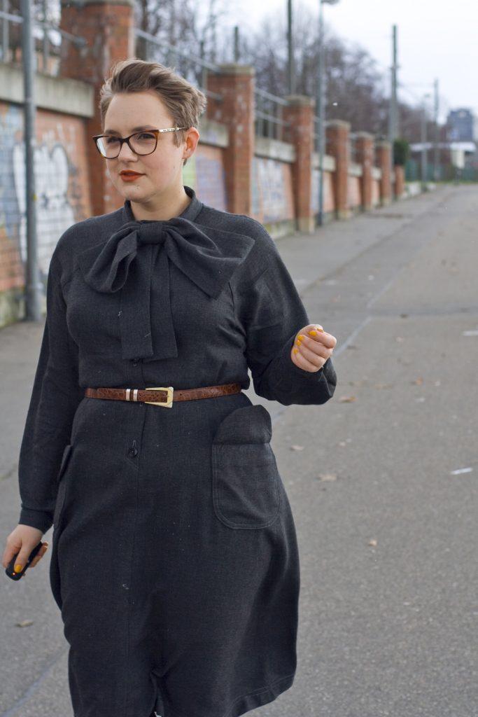 Named Stella dress vintage style | Rat und Naht - Nähblog